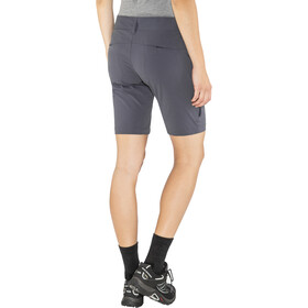 Columbia Saturday Trail - Pantalones cortos Mujer - azul
